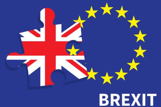 Brexit UK EU referendum concept